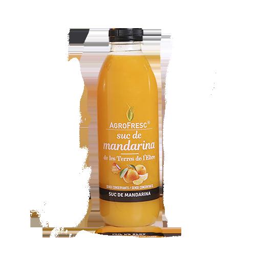 Suc de Mandarina Ebre 750ml Agrofresc