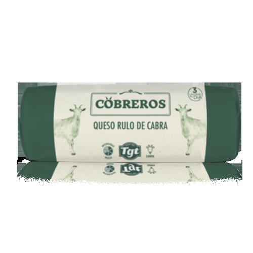 Formatge Rulo Cabra 180g Cobreros