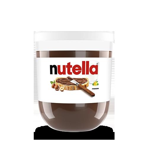 Crema de Cacao y Avellanas 200g Nutella