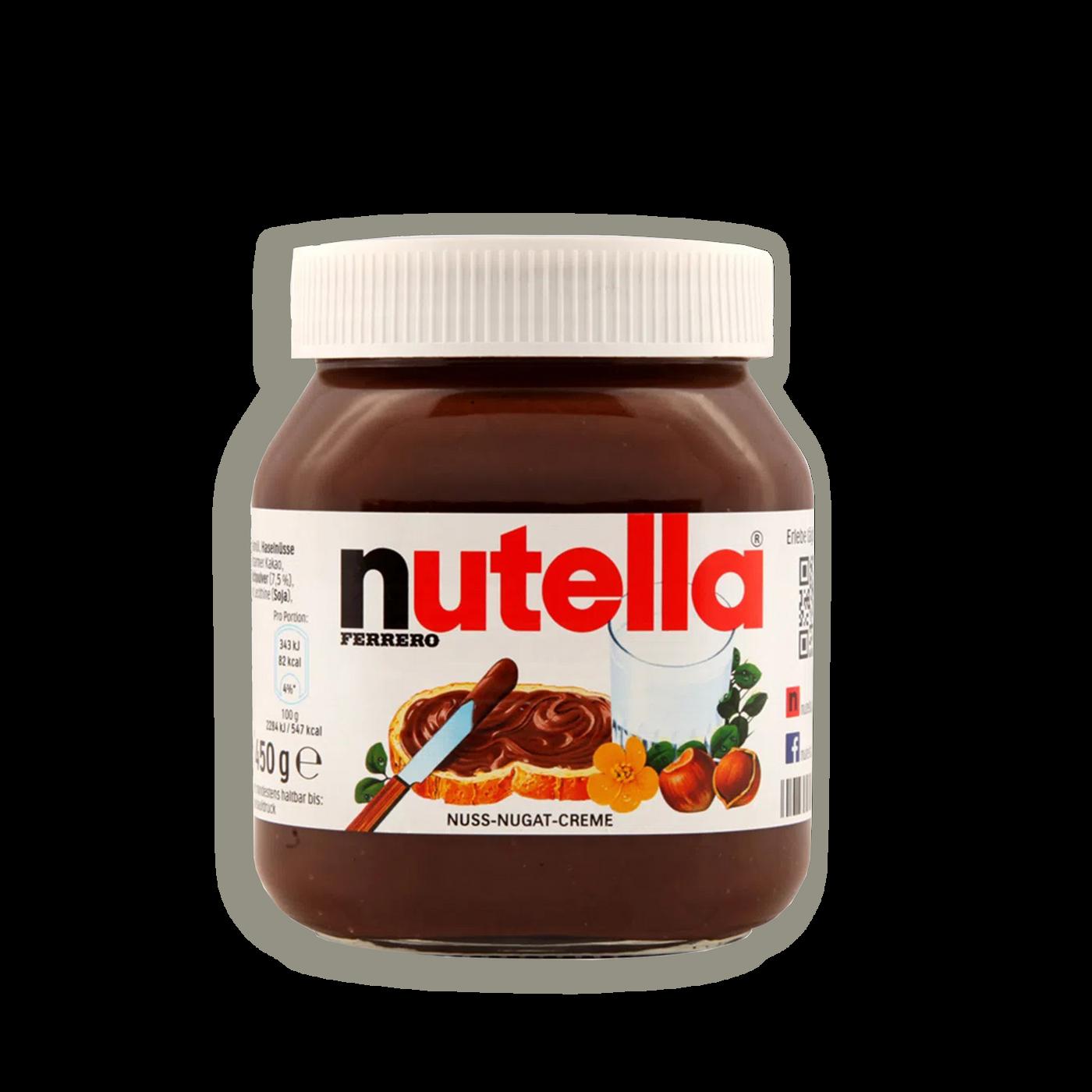 Crema de Cacau i Avellanes 450g Nutella