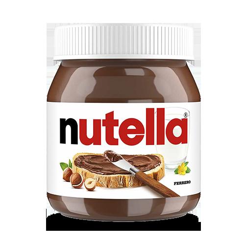 Crema de Cacao y Avellanas 450g Nutella