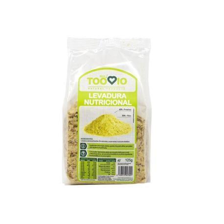 Levadura Nutricional Bio 125g Toobio