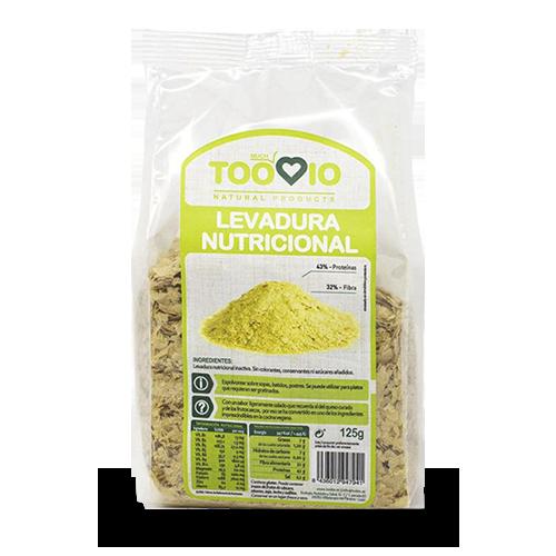 Llevat Nutricional Bio 125g Toobio