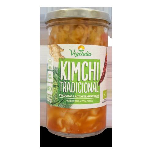 Kimchi Tradicional Bio 235g Vegetalia