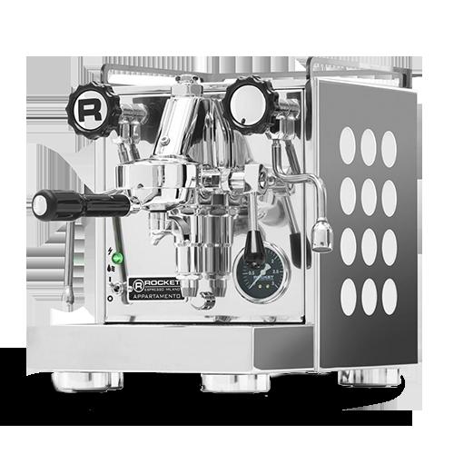 Cafetera Rocket Appartamento Blanca