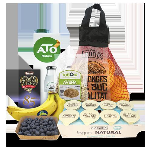 Pack Esmorzars Healthy