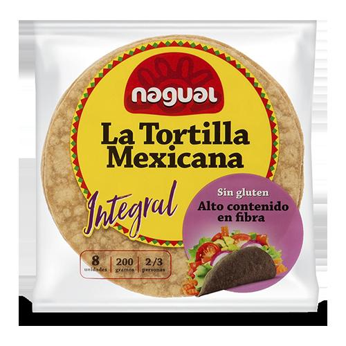 Tortilla de Blat de Moro Integral 8u Nagual