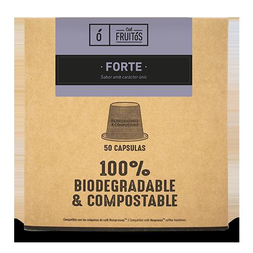 Cafè Càpsules Forte 50u Cal Fruitós