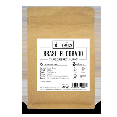 Café en Grano Especialidad Brasil 250g Cal Fruitós