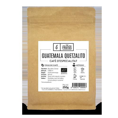 Cafè en Gra Especialitat Guatemala 250g Cal Fruitós