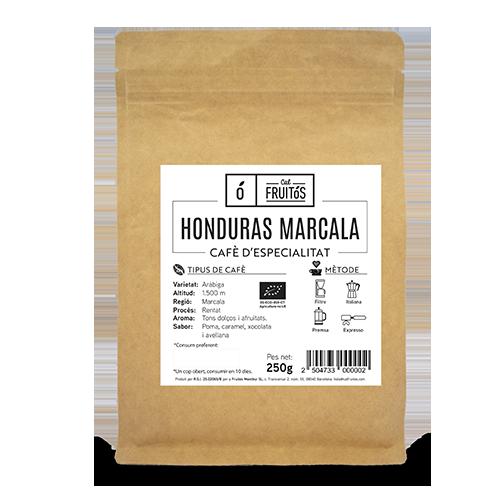 Cafè en Gra Especialitat Honduras 250g Cal Fruitós