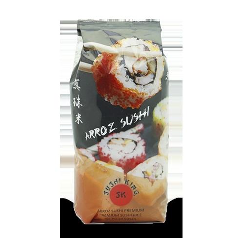 Arròs per Sushi 1kg SK Sushi King