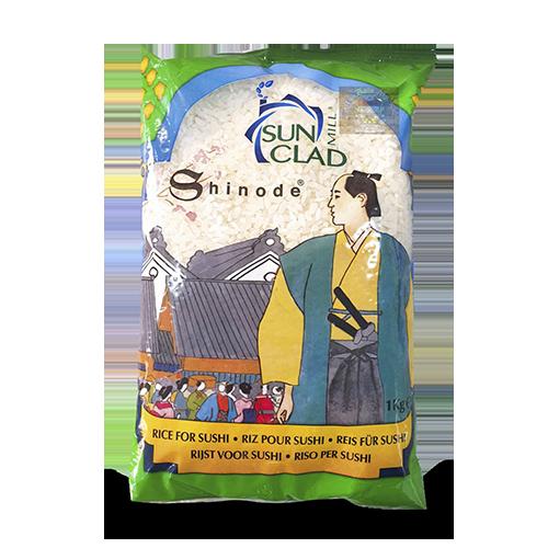 Arròs per Sushi 1kg Shinode