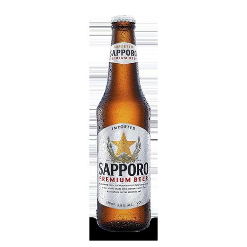 Cervesa Sapporo 33cl