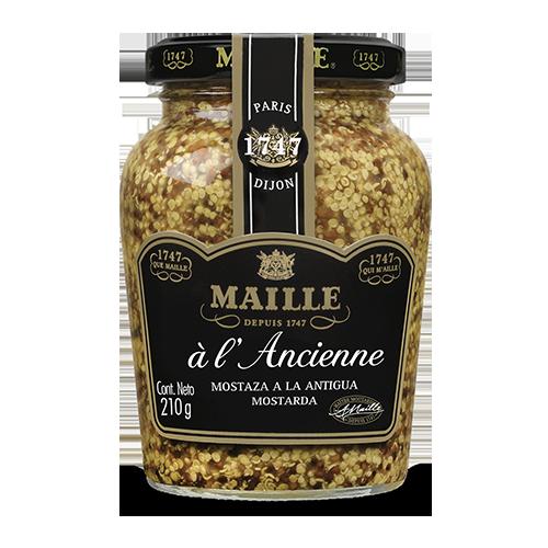 Mostassa Dijon Antiga 210g Maille