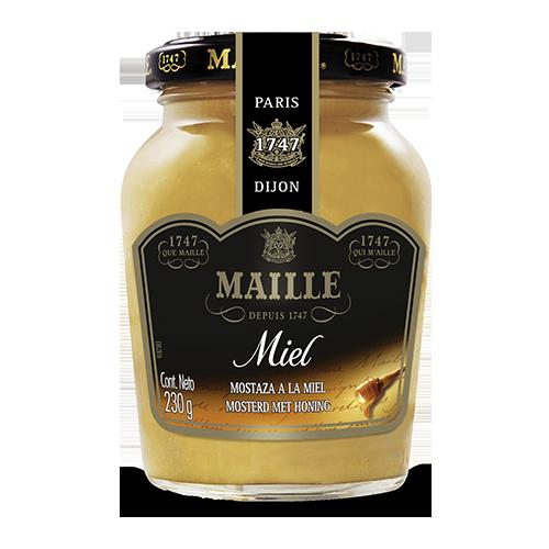 Mostassa Dijon Mel 230g Maille