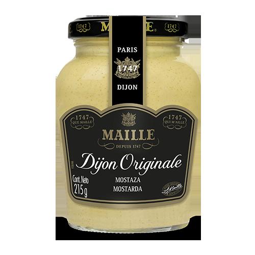 Mostassa Dijon Original 215g Maille