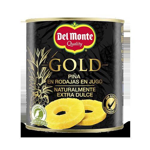 Pinya del Monte Gold Rodanxes Llauna 825g