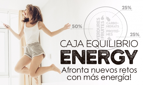 Caja ENERGY