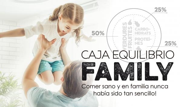 Cajas Equilibrio Family