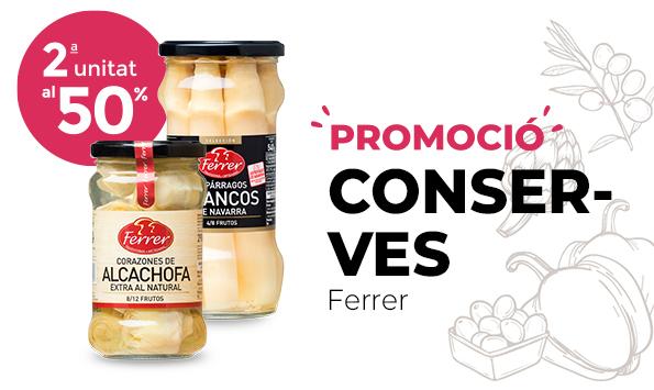 Conserves Ferrer