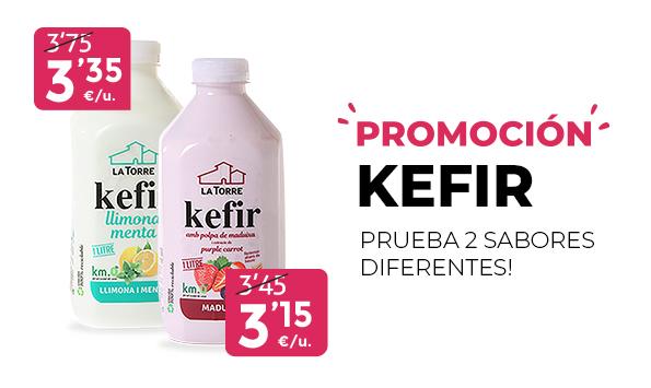 Kefir en promoció